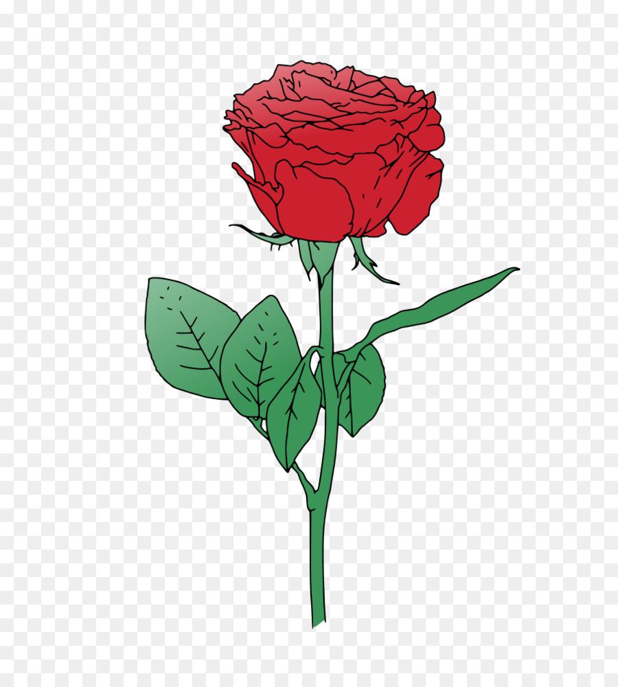 роза на белом фоне картинки мультяшные юмор это юмор