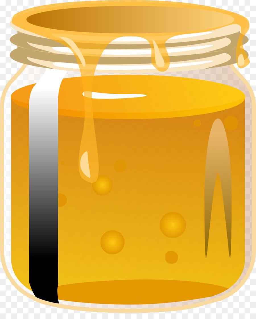 Картинка смайлик здоровье банка с медом