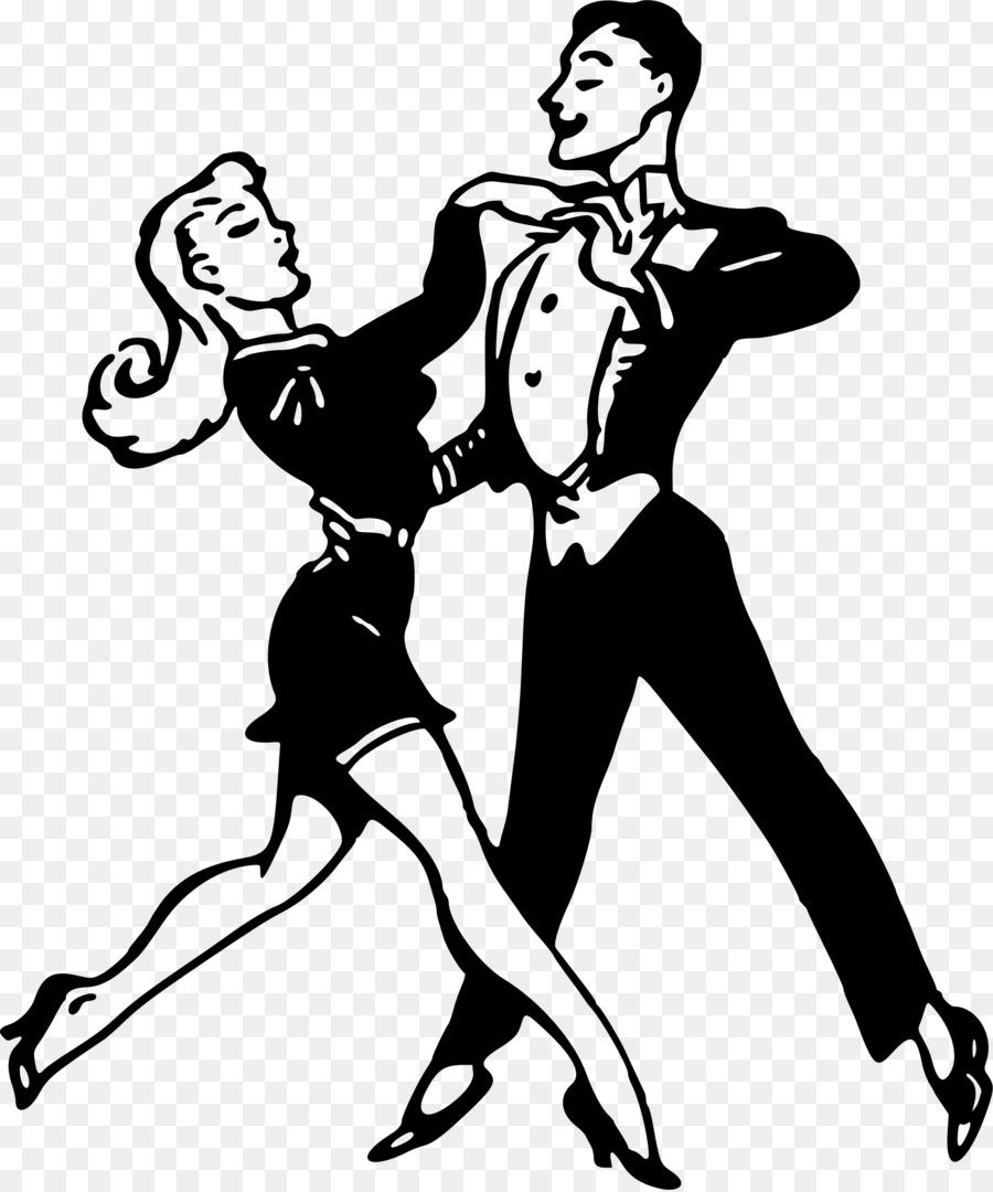 Картинка как человек танцует
