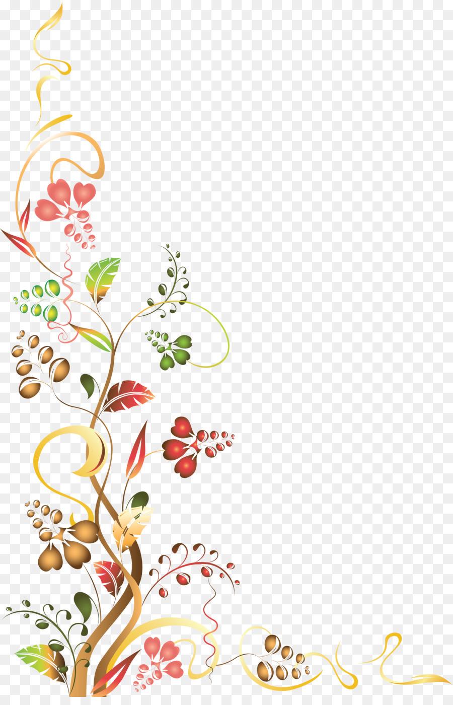 Чебоксарах, картинки цветы по краю листа