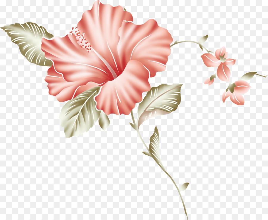 Цветы картинки рисунки на прозрачном