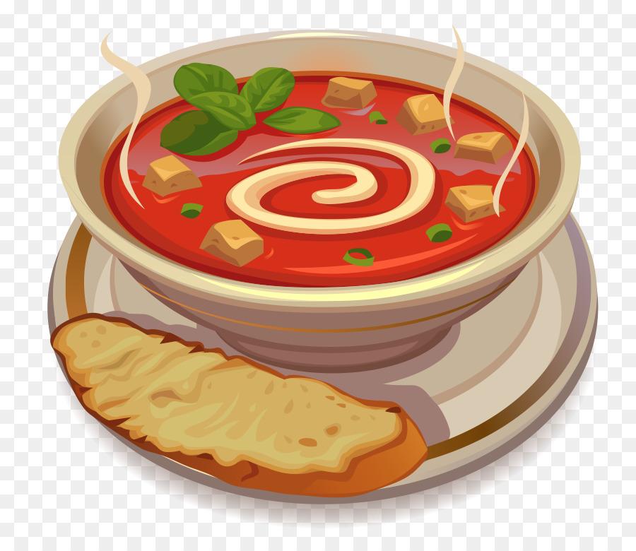 Картинка для детей суп на прозрачном фоне
