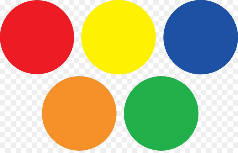 Картинка кружков разного цвета