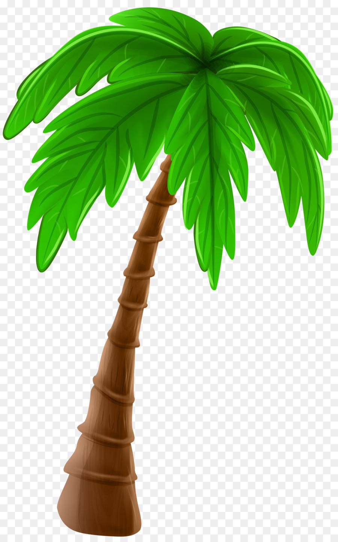 Пальмы картинка рисованная
