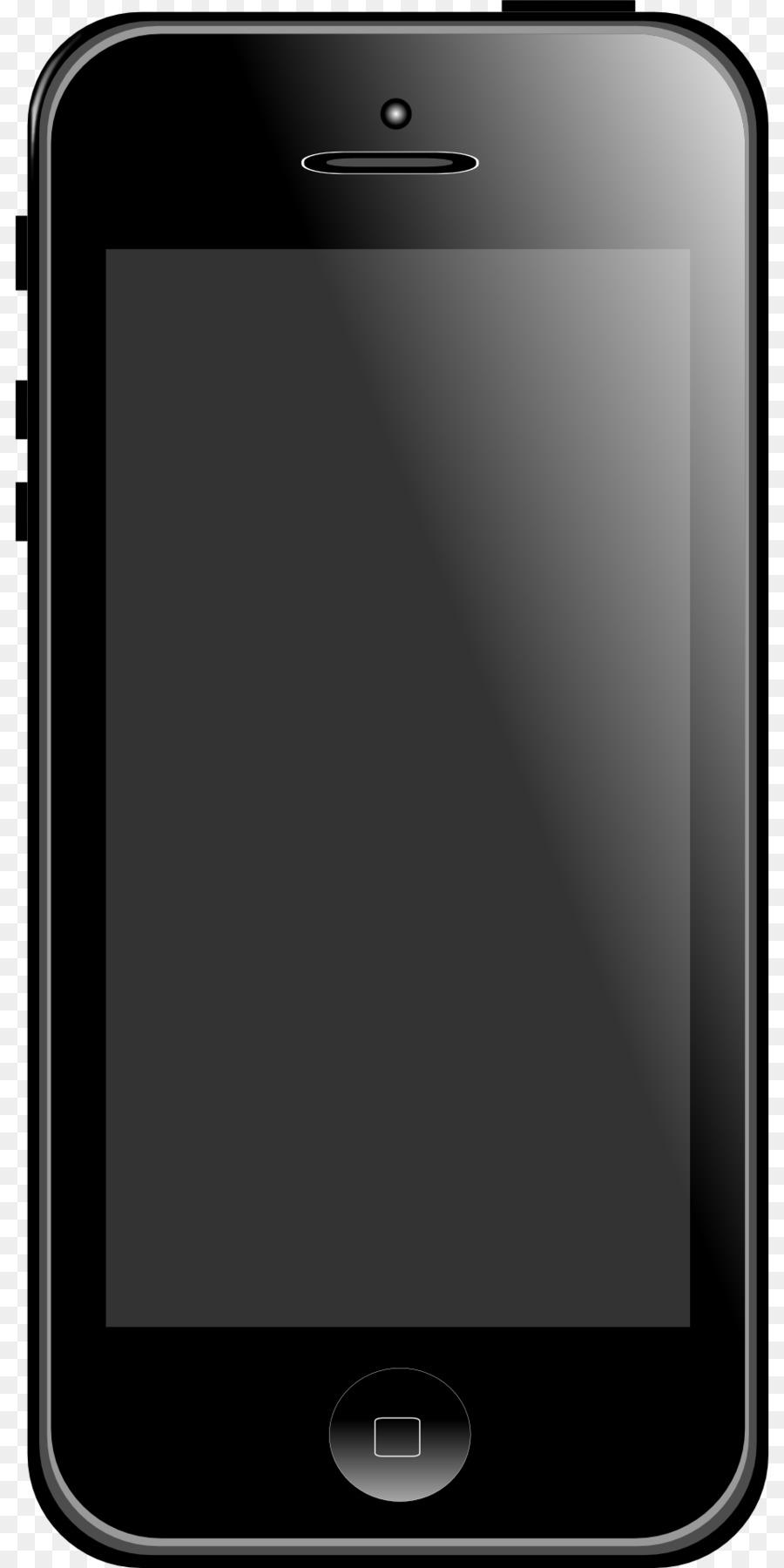 Картинка сотового телефона на прозрачном фоне