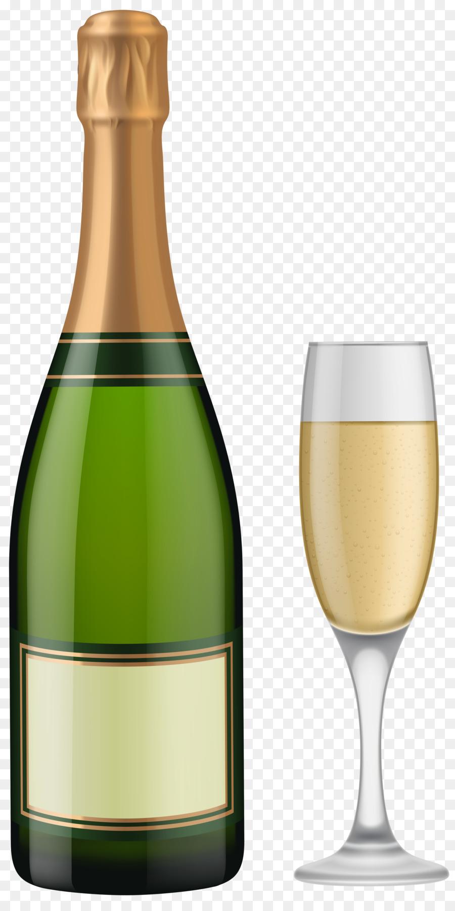 Открытку любимому, открытка бутылка шампанского