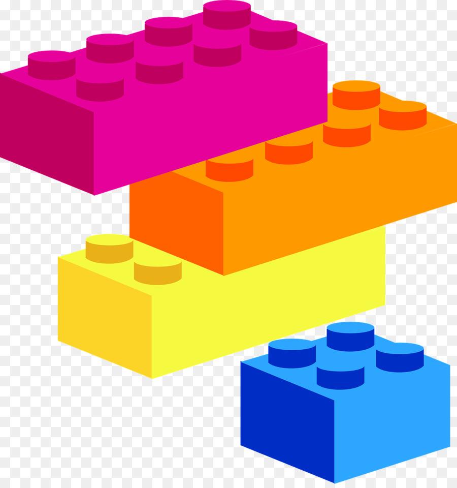 Рисунок кубиков лего