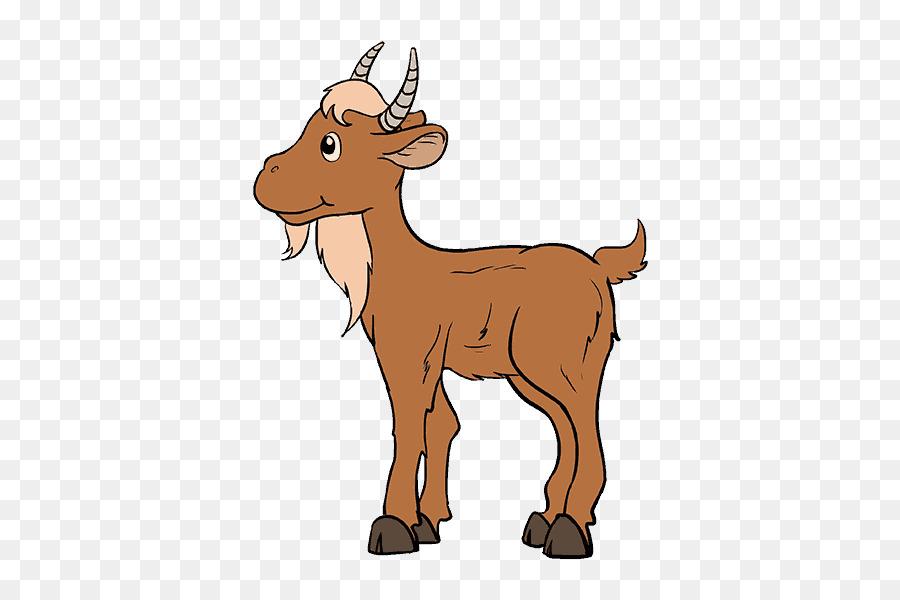 Нарисованный козел картинки