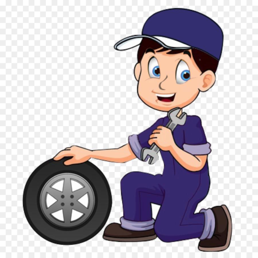 картинка для автомеханик нарисовать