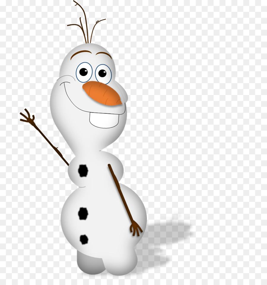 Картинка снеговик олаф для детей