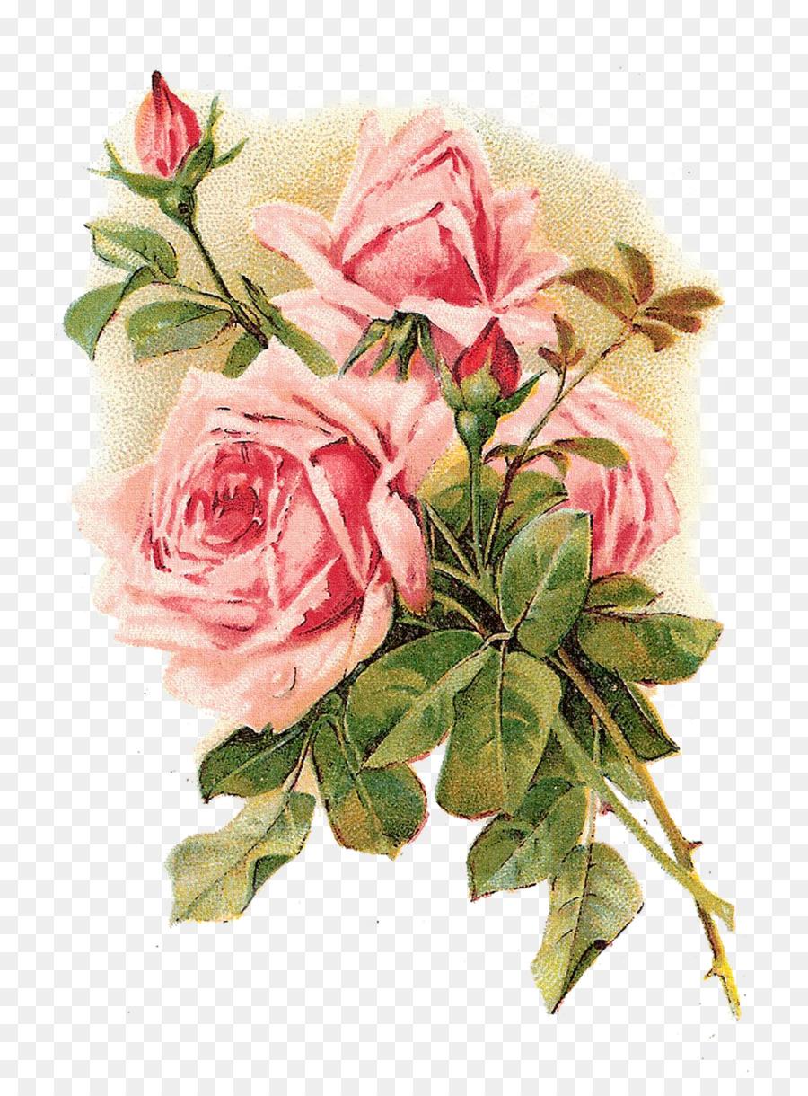 Ретро картинки розы, самому любимому