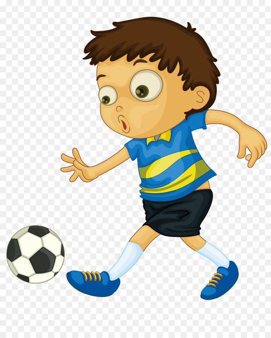 Днем рождения, картинка футболиста с мячом