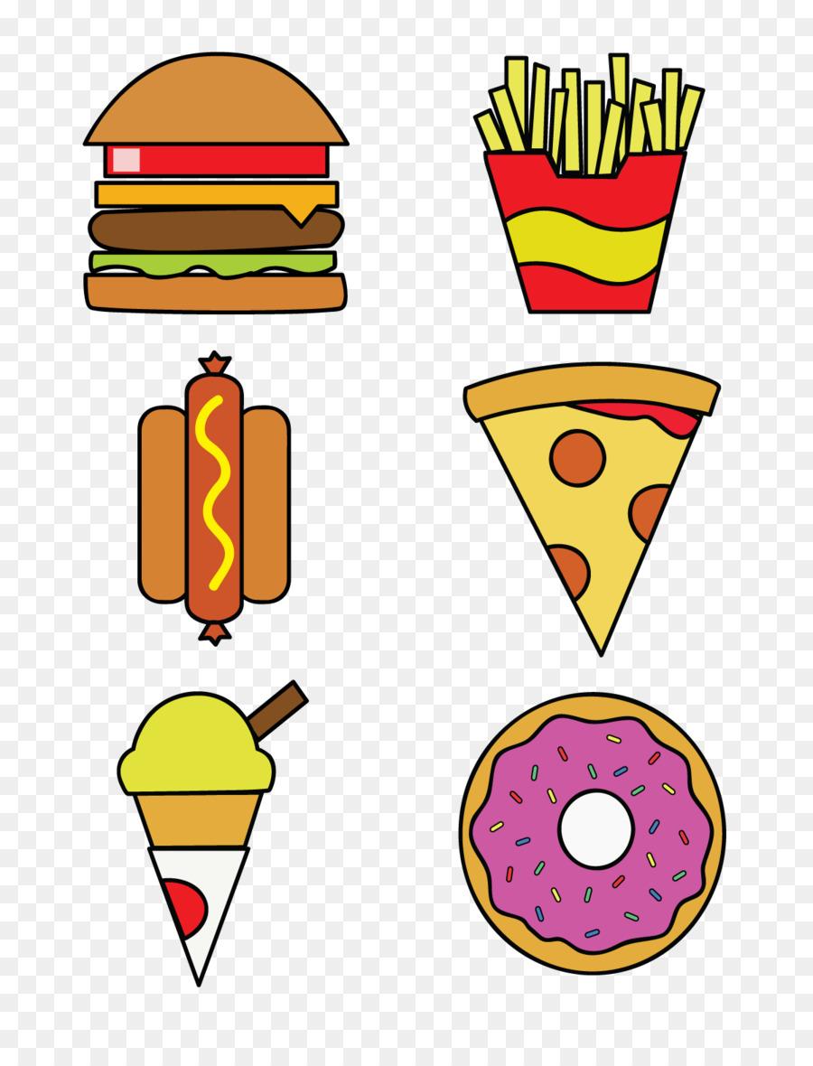 рисунки еды легкие оформление заказа