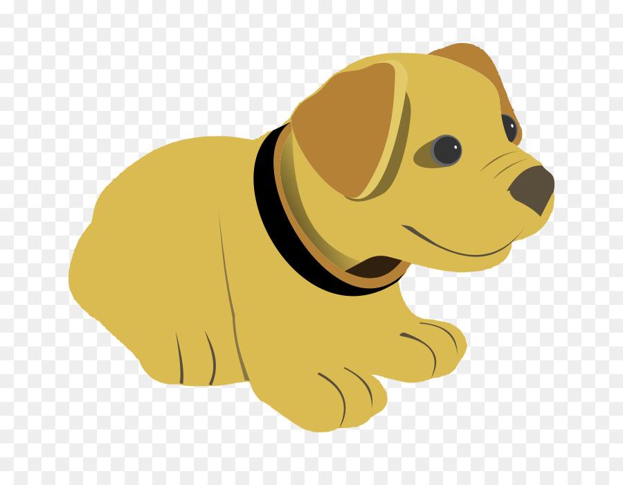Картинки желтая собачка
