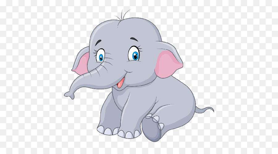 Картинки слона для детей мультяшные