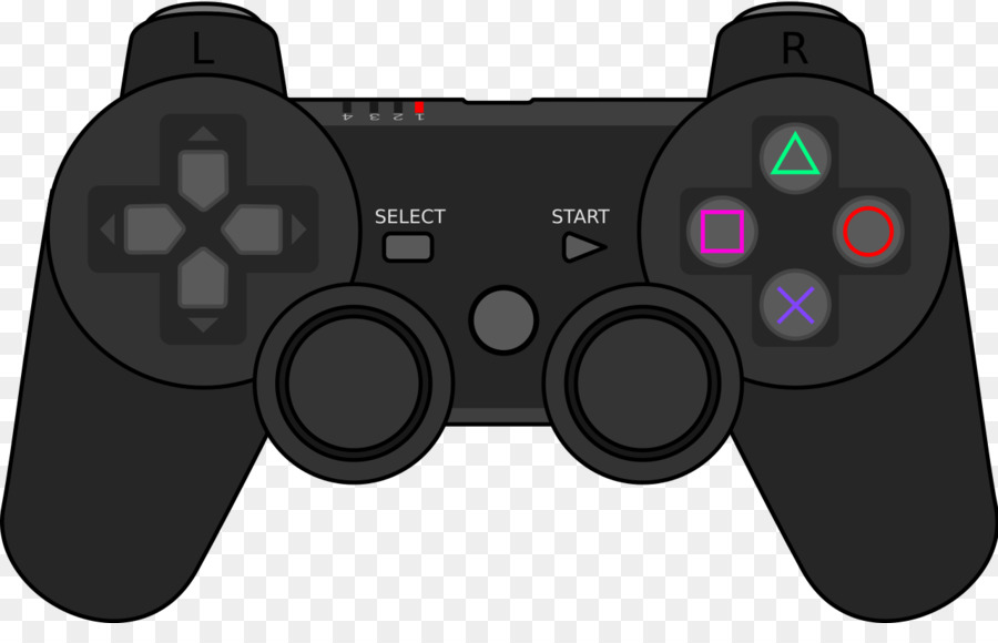 ps4 controller transparent png pictures free icons and - 900×560