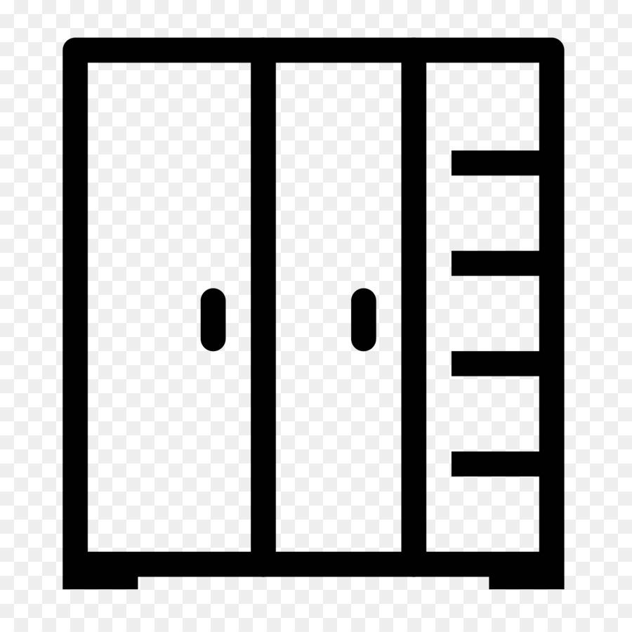 шкаф купе векторная картинка