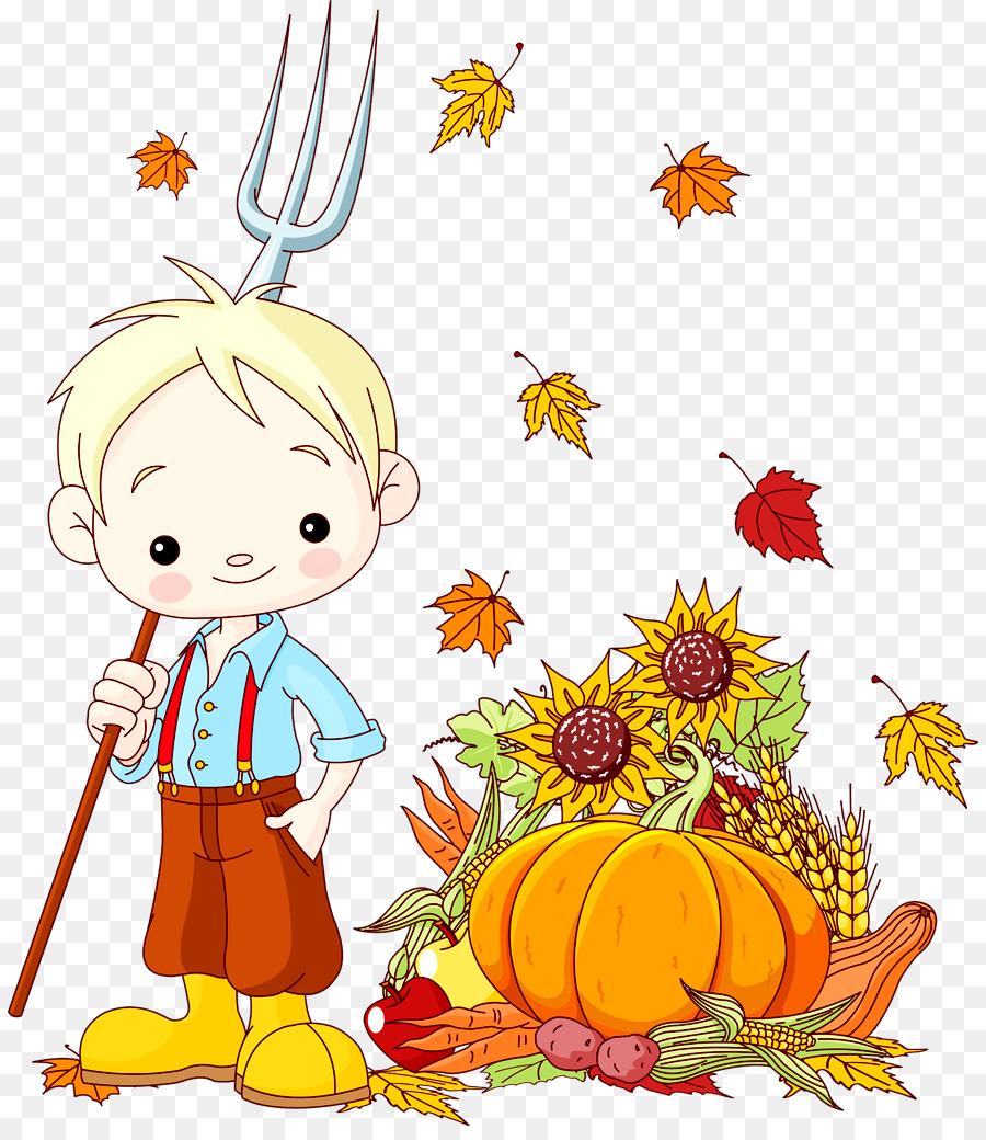 Картинки для детей осень на прозрачном фоне