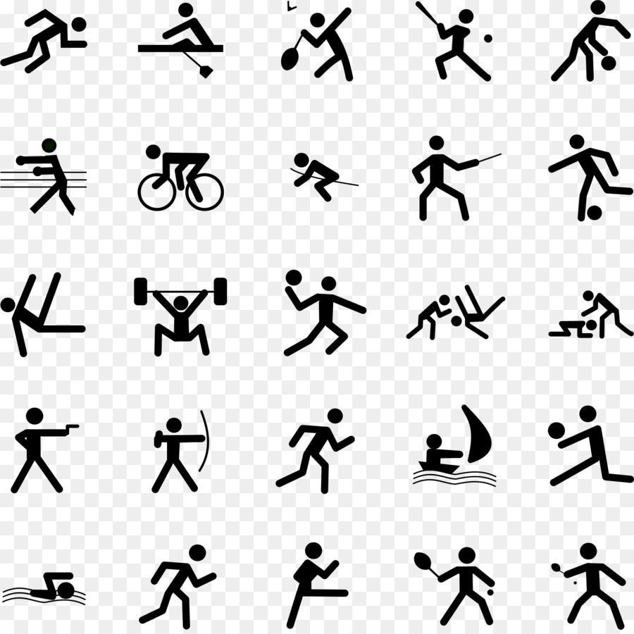 Символы видов спорта картинки