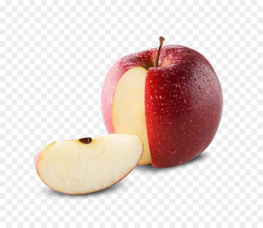 Картинка долька яблока