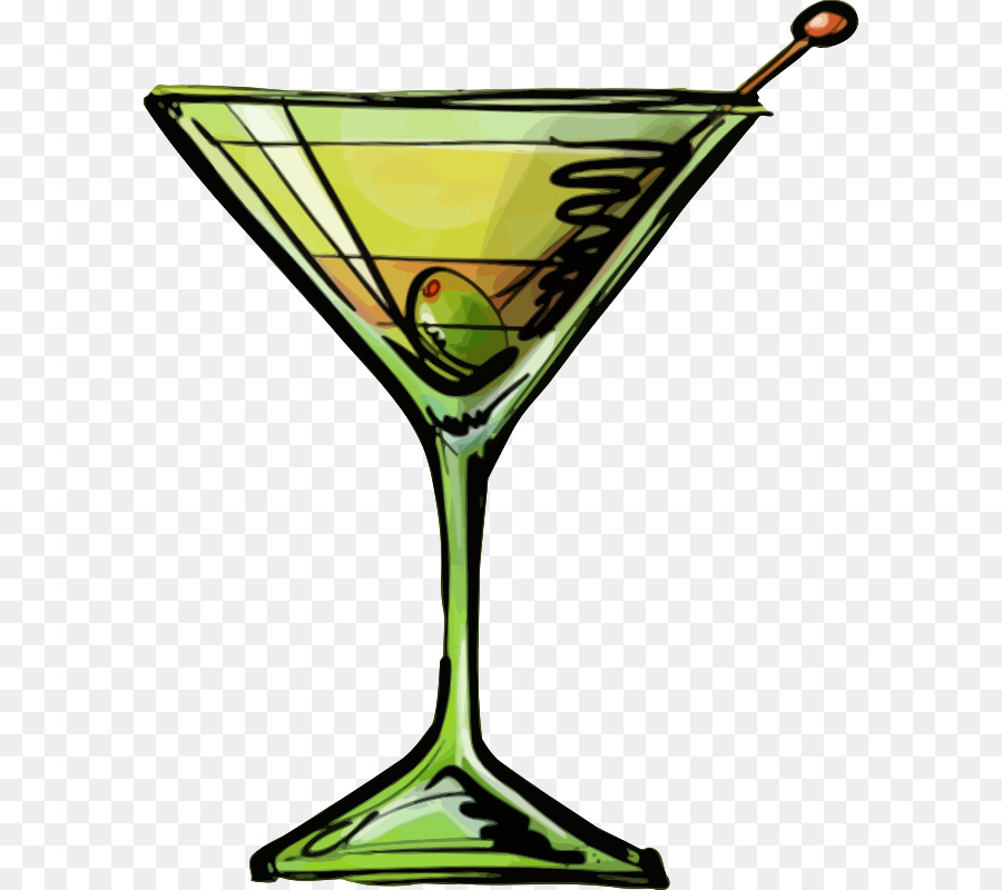 попал картинка фужер мартини отличие