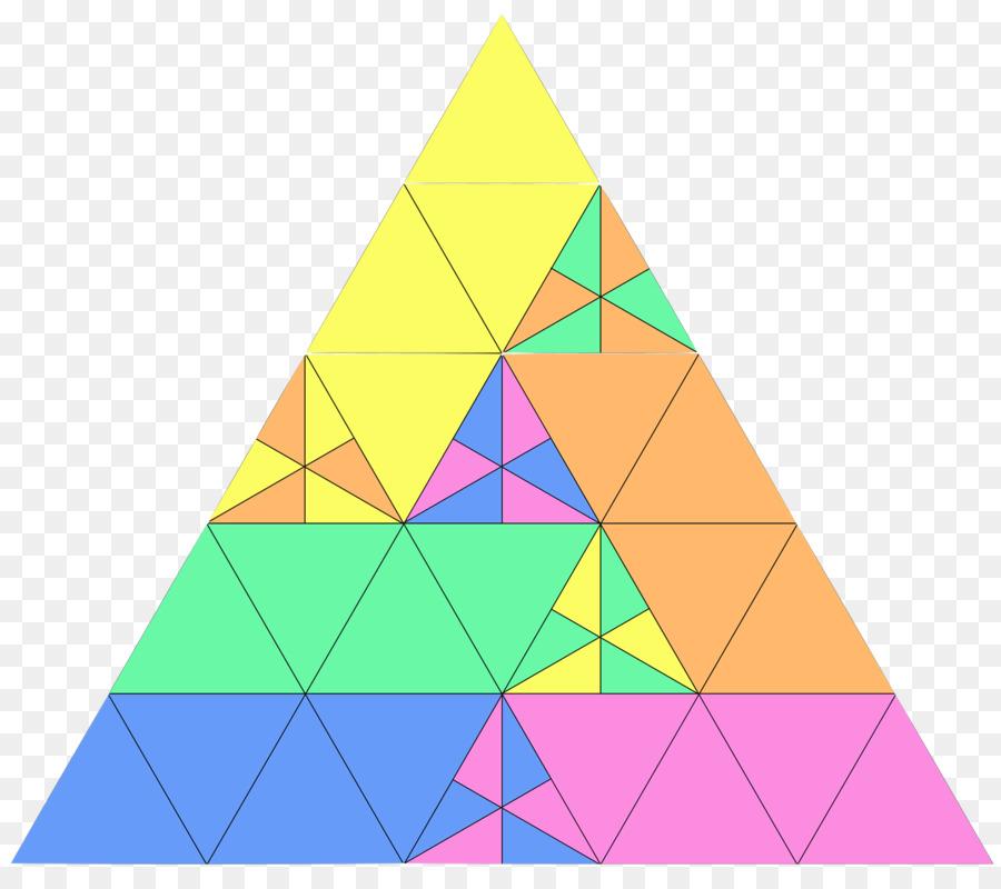 меня картинки цветных треугольников скорей