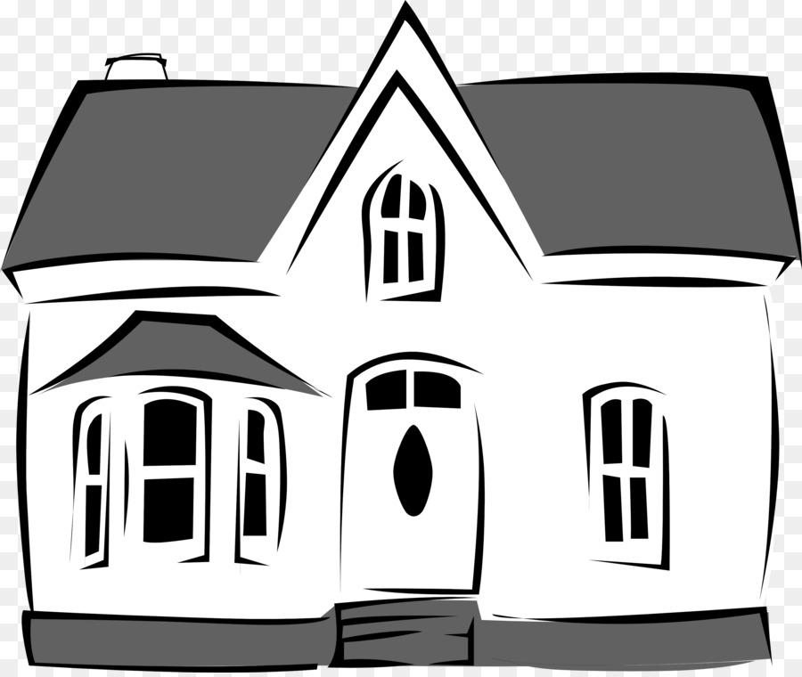 картинка дома на печать