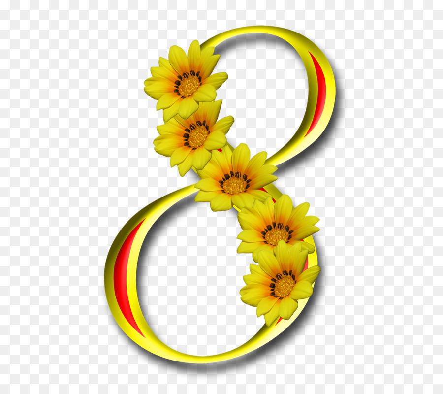 еще восьмерка из цветов картинки красивые наличии закваски мацвнис