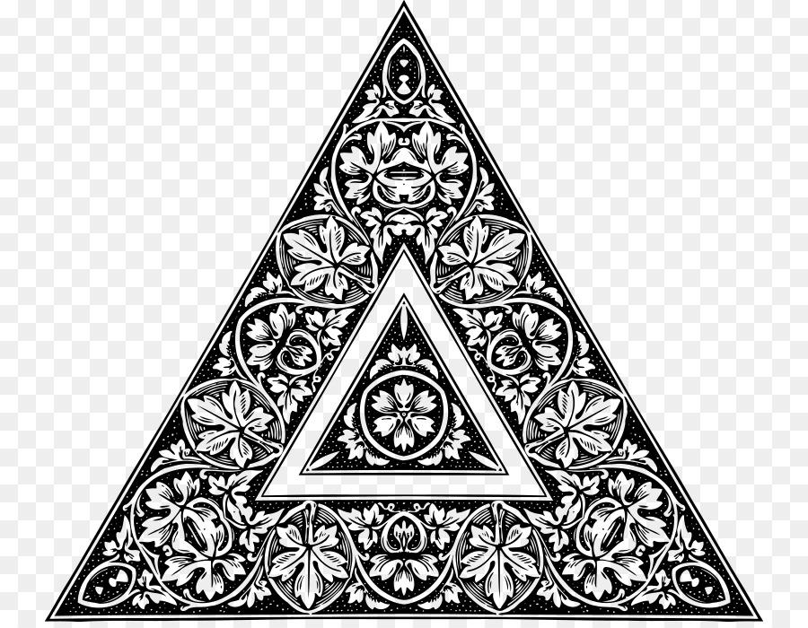 Векторные картинки треугольник