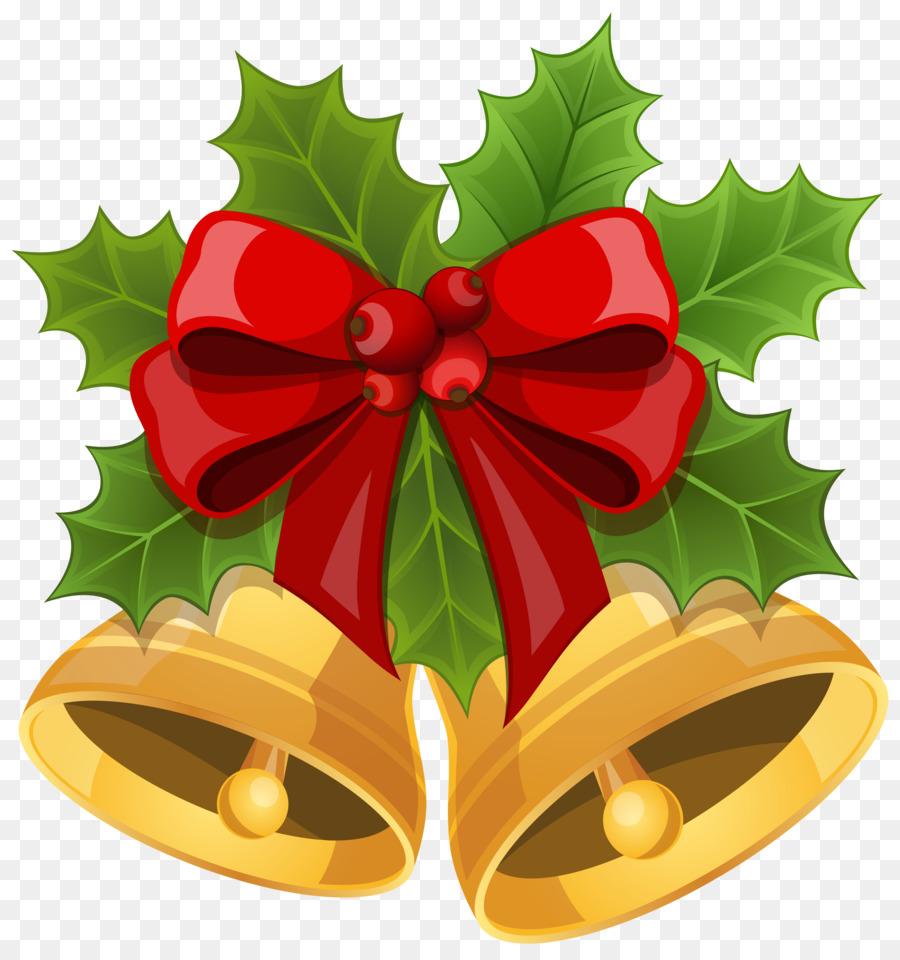 Картинки рождественские колокольчики