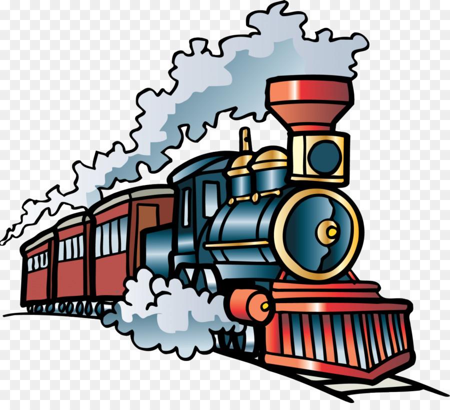 Картинка на прозрачном фоне паровоз