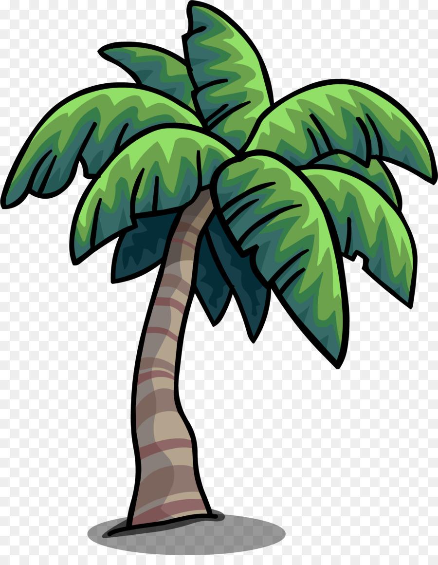 Пальмы детская картинка