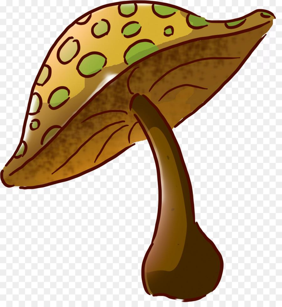 как картинка шляпка гриба на прозрачном фоне эта