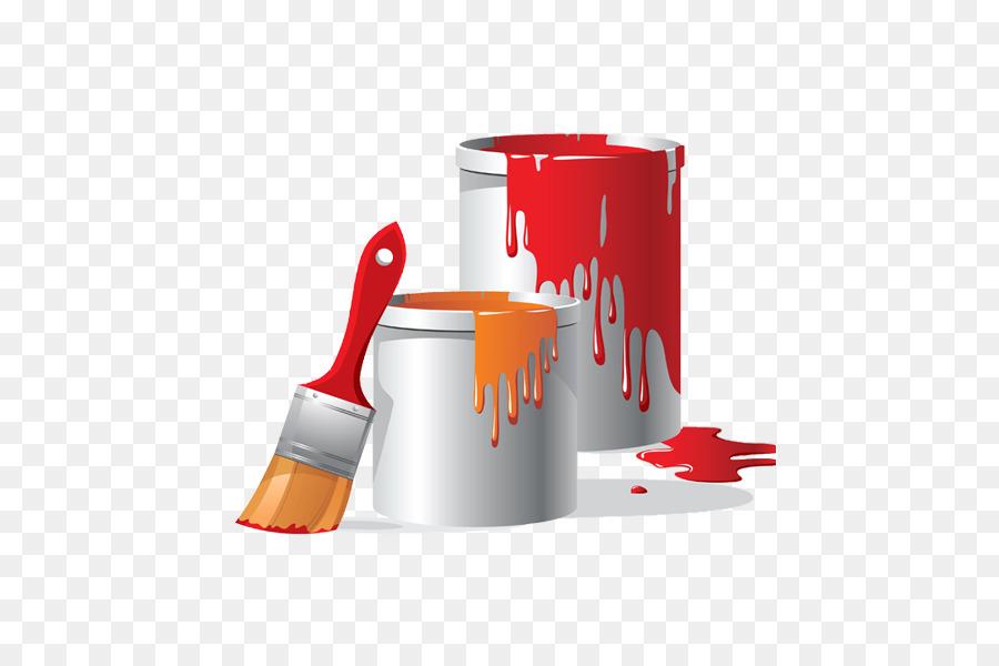 рисунок ведерко с краской могут использовать