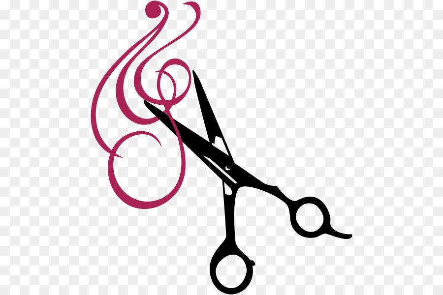 картинка ножницы парикмахерские без фона площадки