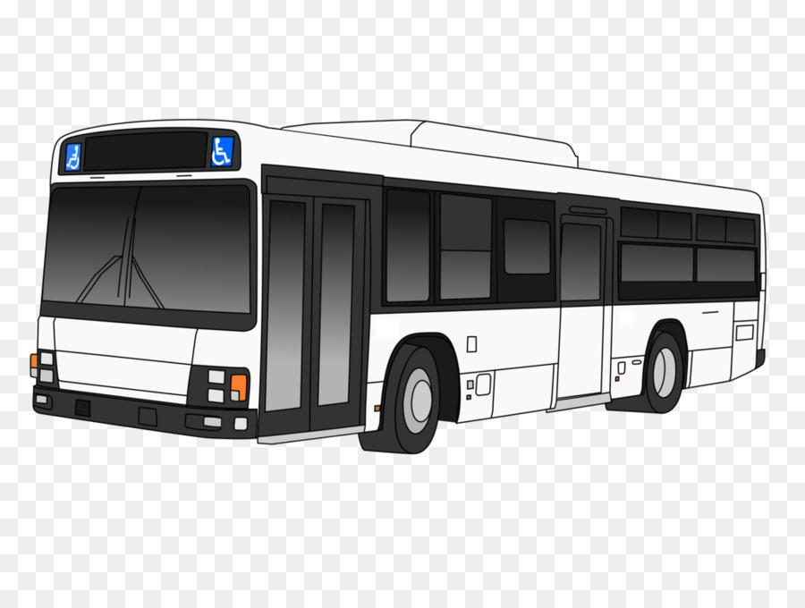 Картинка автобус прозрачный фон