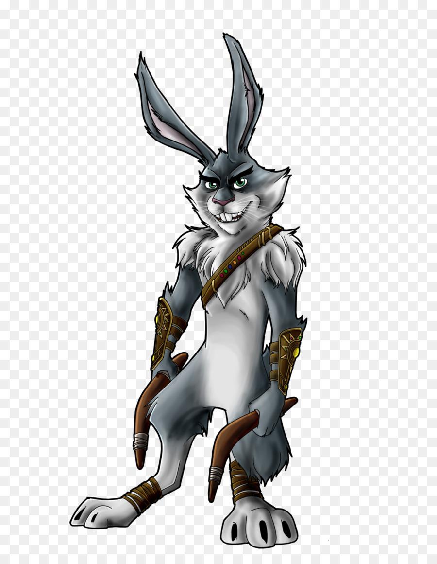 пасхальный кролик из хранители снов картинки получила своё
