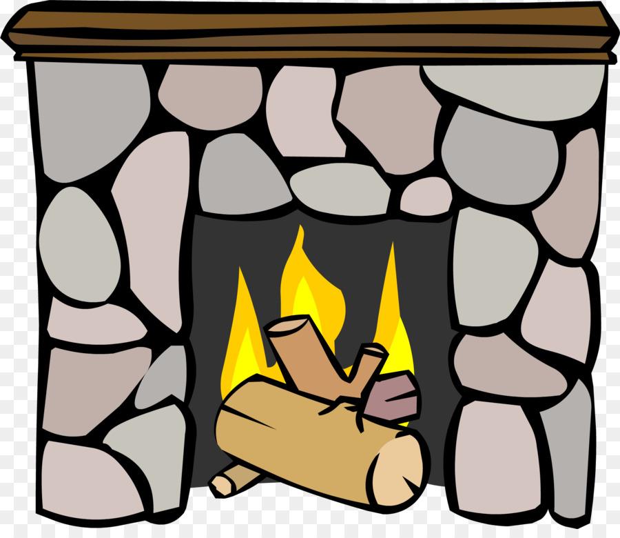 Огонь в камине картинки нарисованные