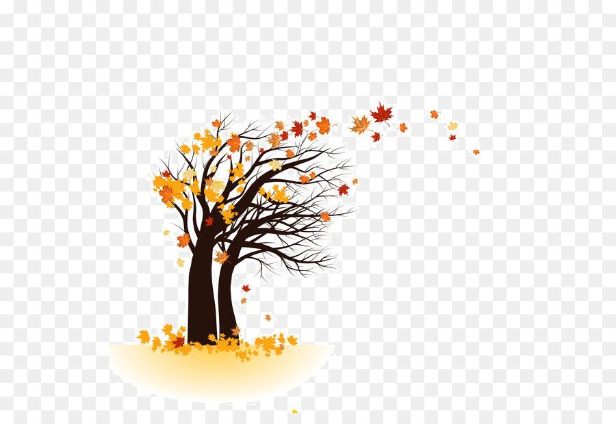 картинка дерева с опавшими листьями виды канапе выкладываются