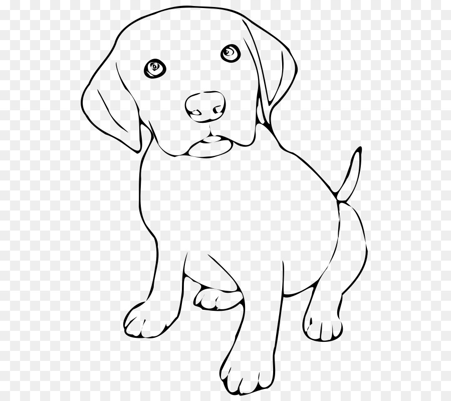 Нарисовать рисунок собака и щенок