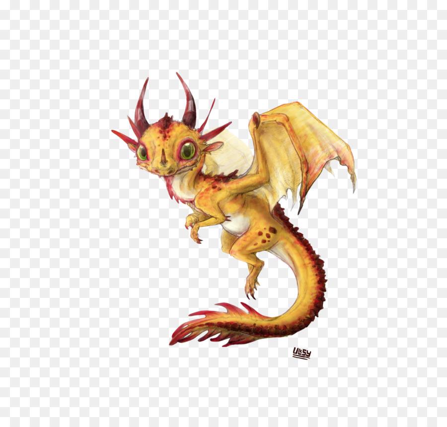 Дракон маленькая картинка