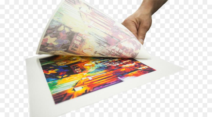 Переводная картинка на принтере