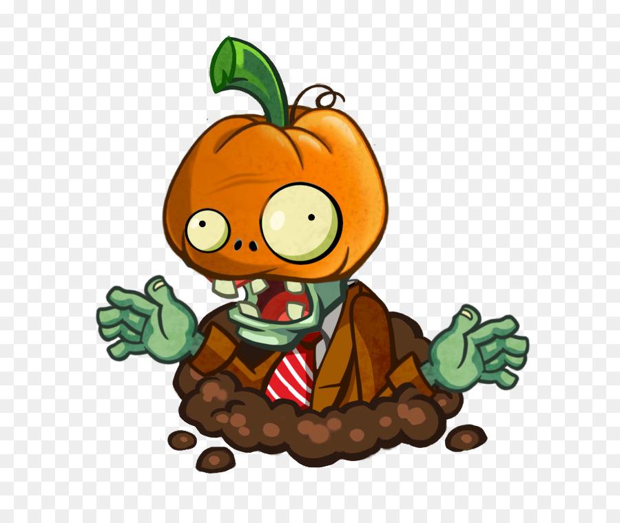 Открытка зомби против растений
