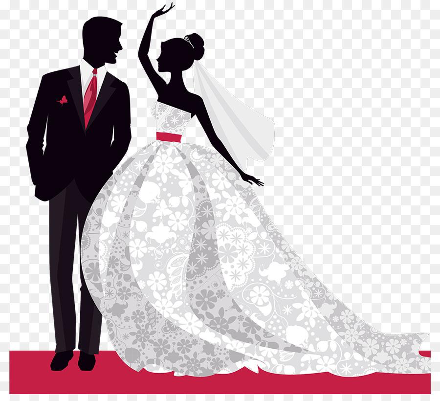 Открытка свадебная силуэты, открытки