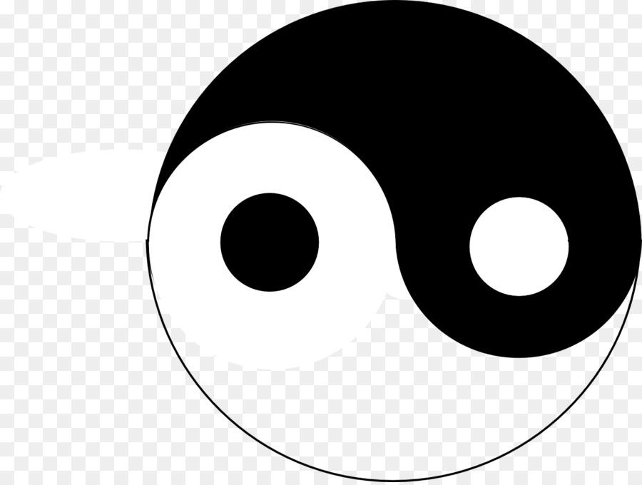 Инь янь символ картинка