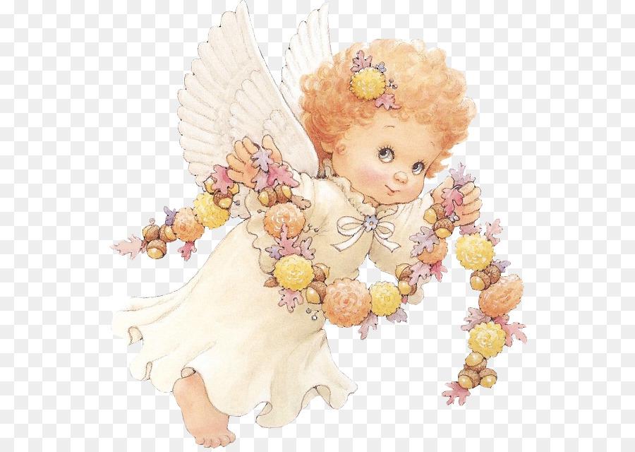 Картинки открытки с ангелочками