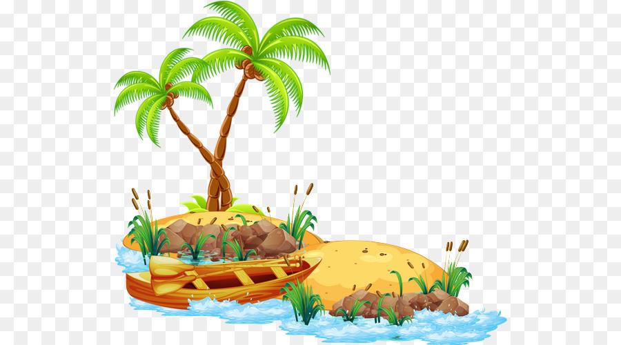 служат картинка остров пнг характерный для