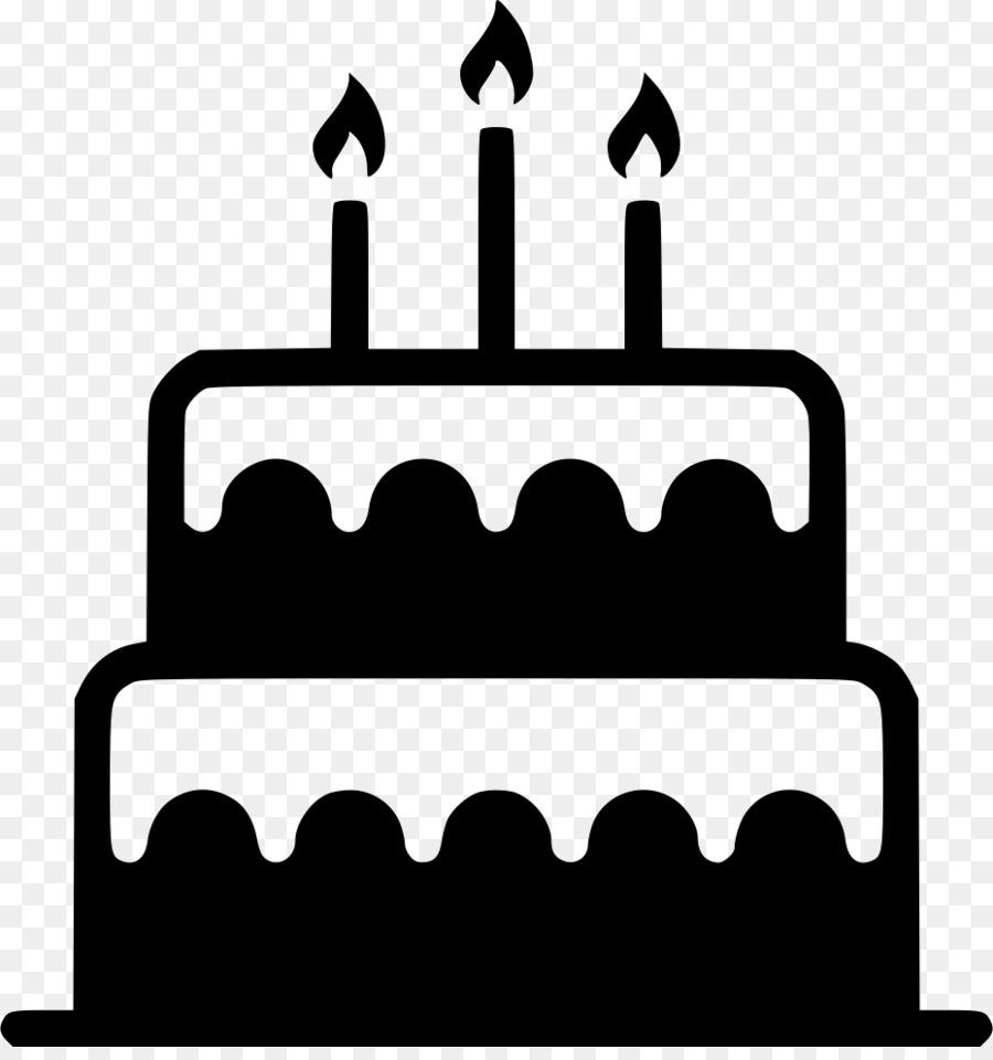 силуэтная картинка торта зачастую подобную