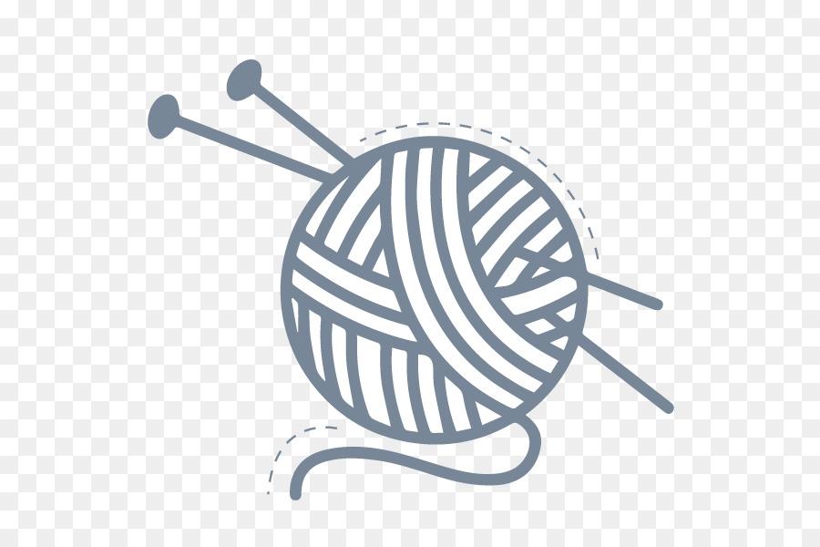 Картинка спицы для вязания на прозрачном фоне