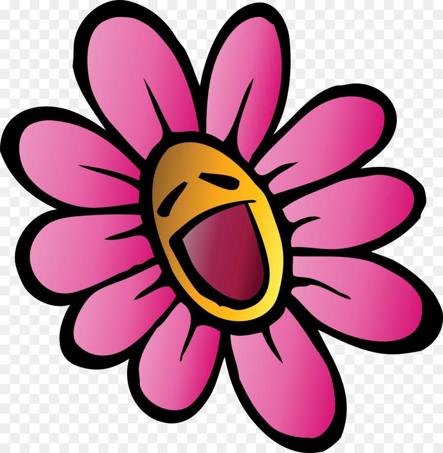Смайлики цветочки картинки
